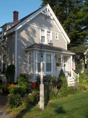 Freeport Maine bed and breakfast